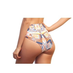 Hot pant dupla face est geometric costa 300x300 - Hot pant dupla face est geometric e laranja